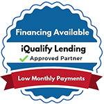 iQualify Financing Available